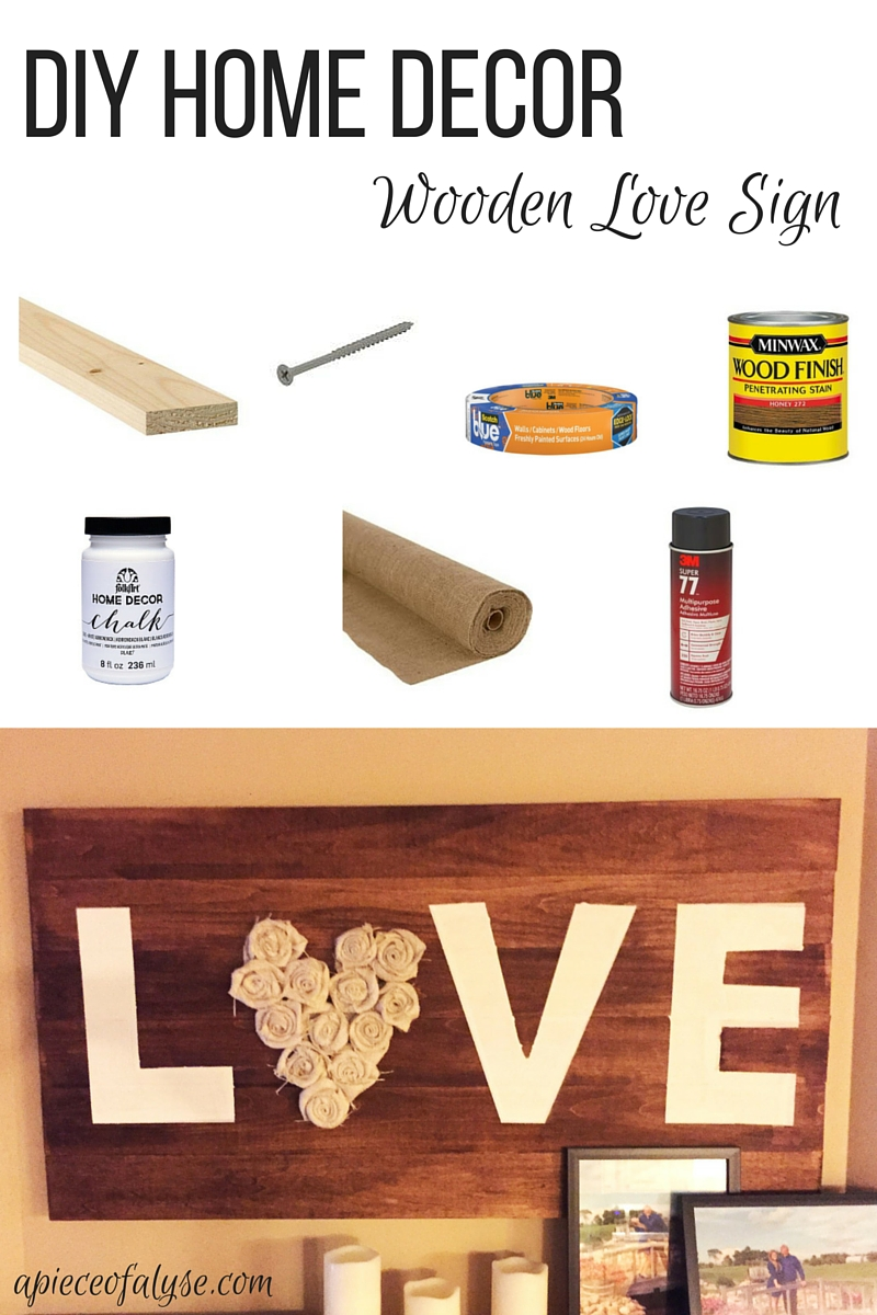 Diy home decor signs 28 images diy home decor diy fall for Home decor 2 love