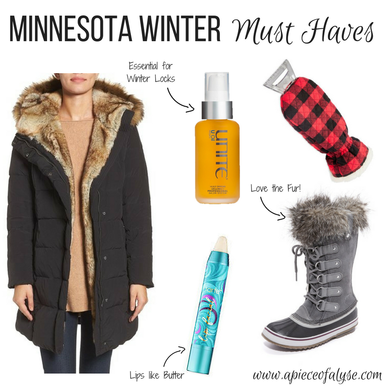 Five Things You Need to Survive Minnesota Winter