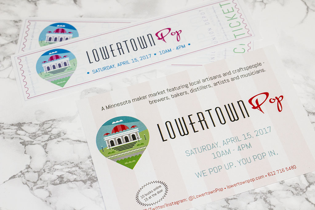 Lowertown Pop Preview and Giveaway