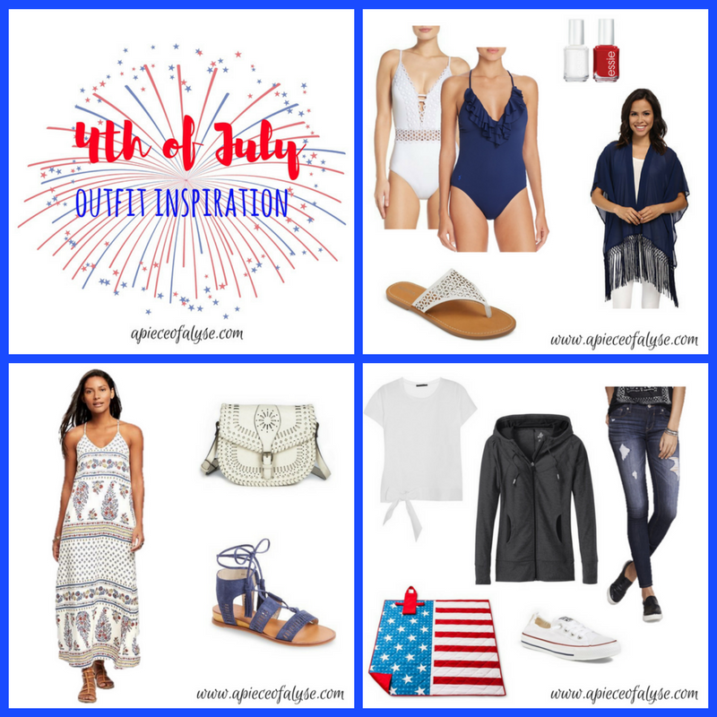 4th of July Outfit Inspiration | 2017